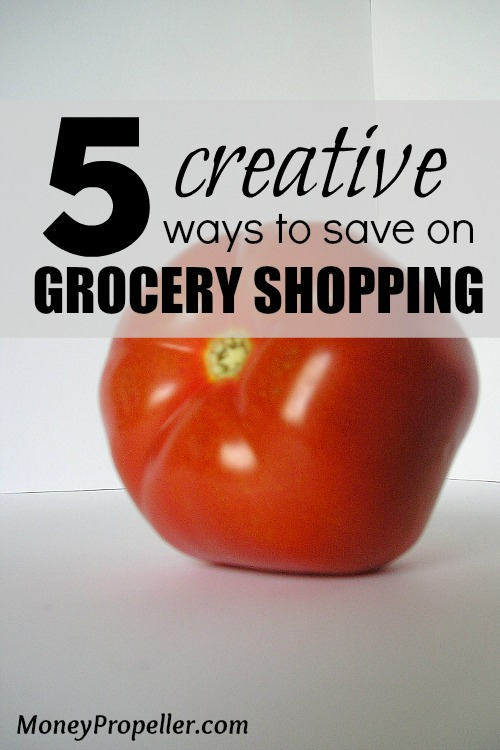 Are you wasting money on sugar water? Here are 5 creative ways to save on grocery shopping that will help you slash your grocery budget and spending.  (No, not coupons!)