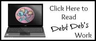 Click Here to Read Debt Deb's Work