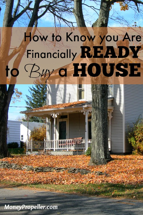 How to Know You Are Ready to Buy a House