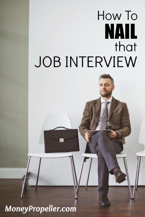 How to Nail that Job Interview