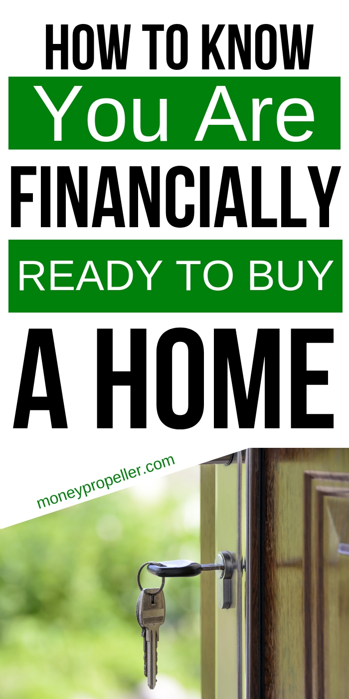 How to Know You are Financially Ready to Buy a Home | First Time tips for home buyers | What you need to know when you're looking to buy a house | What to do before you start to buy a house | Home buying tips and tricks you need to do FIRST. #realestate #house #home