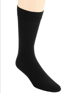 BLACK BROWN 1826 Mercerized Cotton Socks