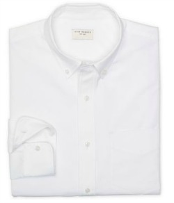 Classic-Fit Broadcloth Shirt