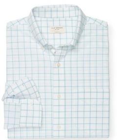 Classic-Fit Grid Shirt