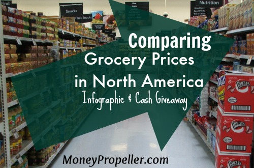 Comparing Grocery Prices in North America
