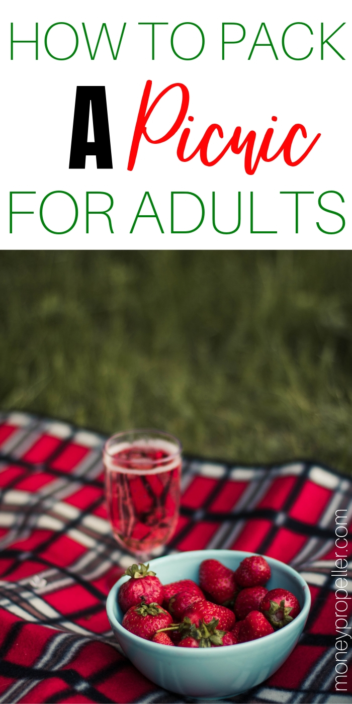 How to Pack a Picnic for Adults | Fun Food Ideas for a Picnic | Planning a Picnic Date that's Romantic | The best #picnic #foods and recipes. Tips and tricks for a great picnic experience.