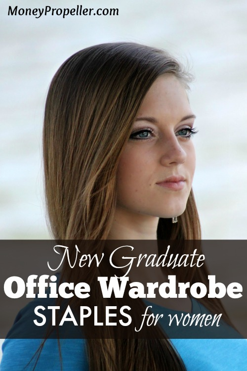 New Graduate Office Wardrobe Staples for Women
