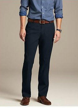 New Relaxed Dawson Fit Chino
