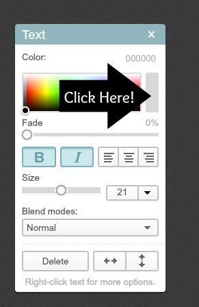 Pick Colour