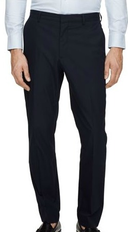 Wright Poplin Suit Trouser
