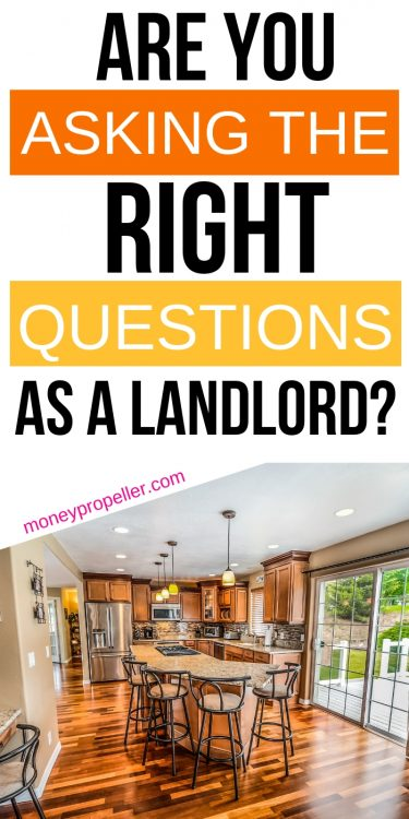 Questions You Must Ask Potential Tenants | Tenant Screening Checklist and Tips | How to Find Good reliable tenants as a real estate investor | How to screen tenants | How to get good renters into my rental property | What to ask on your rental application | #realestate #rental #tenant #landlord