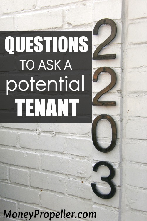 As a landlord, figuring out what a tenant is REALLY like is difficult.  Here are things to ask a potential tenant to try to get at their true character, without being extremely obvious.