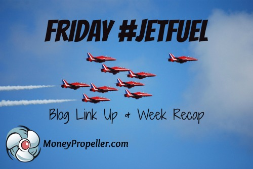 Friday #Jetfuel Blog Link Up