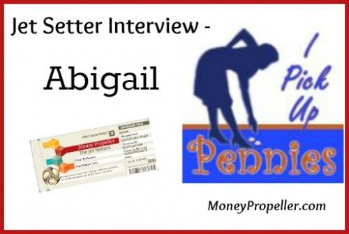 Jet Setter Interview - Abigail