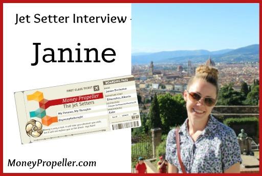 Jet Setter Interview - Janine