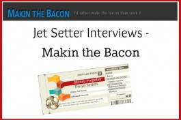 Jet Setter Interview - Makin the Bacon