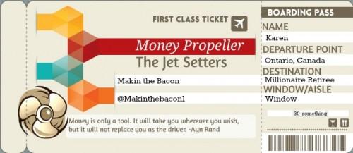 Jet Setter Interviews Makin the Bacon