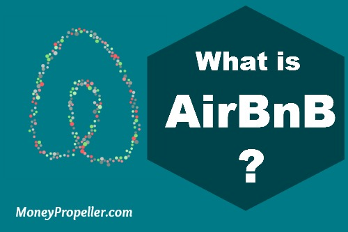 What is AirBnB with AirBnB logo