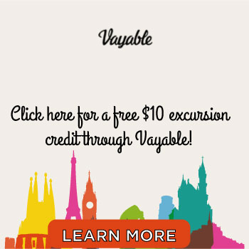 free excursion credit with vayable