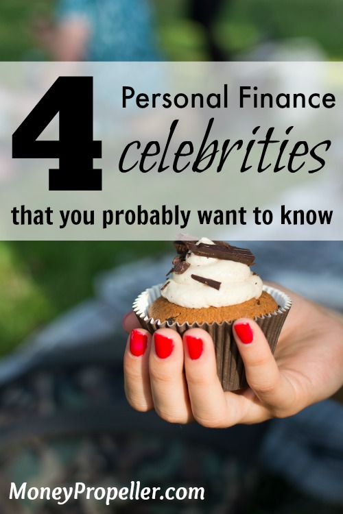 Here are 4 personal finance celebrities that you might want to know, along with the good and bad of their fame!