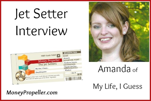 Jet Setter Interview – Amanda of My Life I Guess