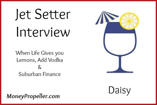 Jet Setter Interview – Daisy of Suburban Finance