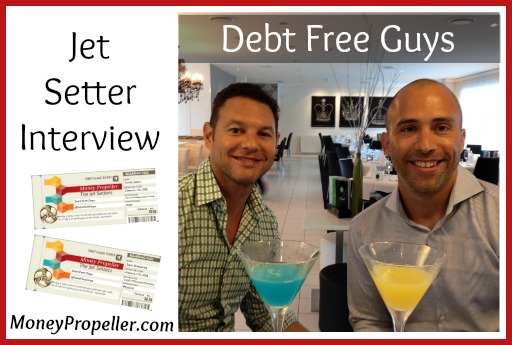 Jet Setter Interview – Debt Free Guys