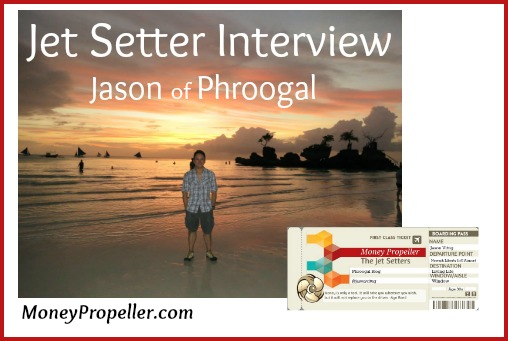 Jet Setter Interview – Jason of Phroogal