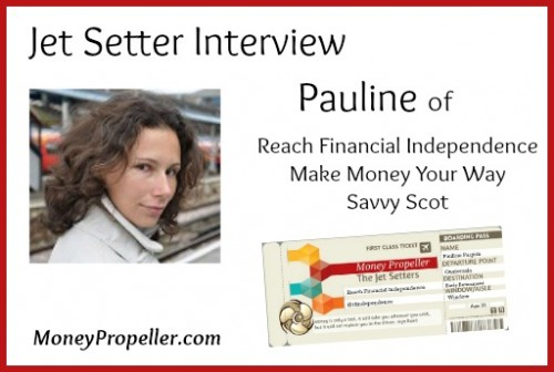 Jet Setter Interview Pauline