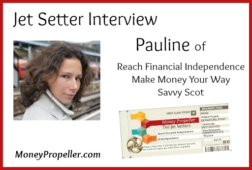Jet Setter Interview – Pauline of Reach Financial Independence
