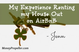 My Experience Renting My House Out on AirBnB