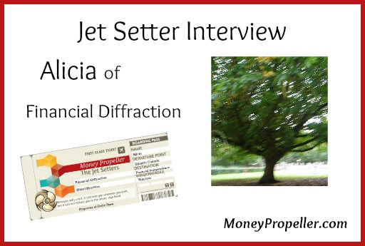 Jet Setter Interview – Alicia of Financial Diffraction