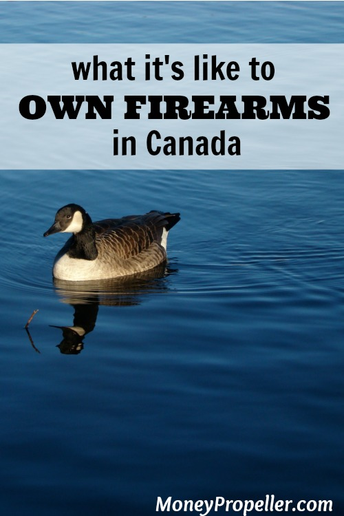 Some of the technical details and some of my thoughts on what it's like to own firearms in Canada. It's rather different than the USA, here's how.