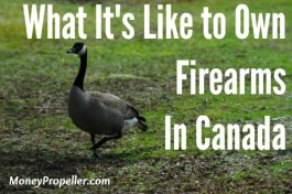 What It's Like to Own Firearms in Canada