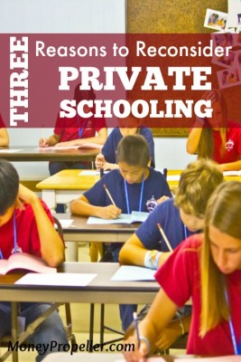 3 Reasons to Reconsider Private Schooling