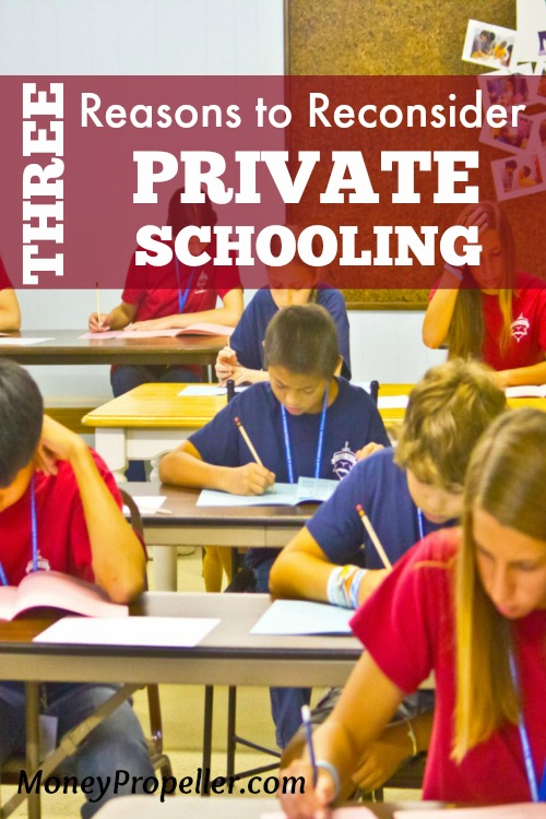 3 Reasons You Should Reconsider Private Schooling