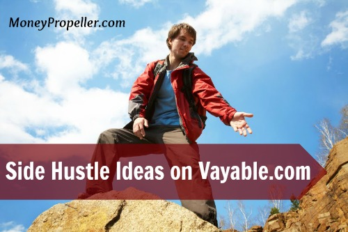 make money using vayable