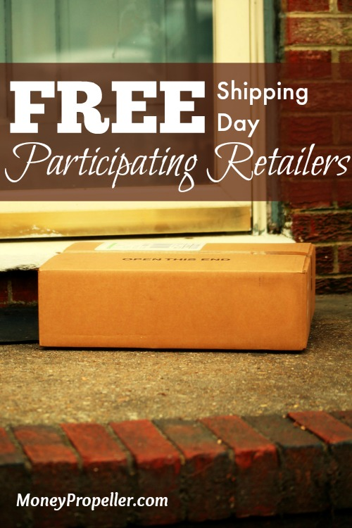 Free Shipping Day – Finish Your Shopping!