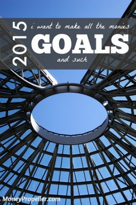 2015 goals for the blog and life