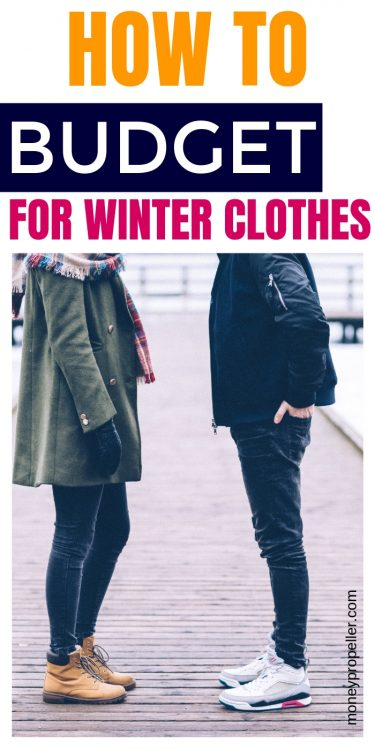 The costs of living in a winter climate: clothes | how to pick winter clothes | how to budget for a snowy winter and clothes | cheap ways to buy winter outdoor clothing | Layering tips and ideas for cold weather. #clothes #fashion #budgeting #winter
