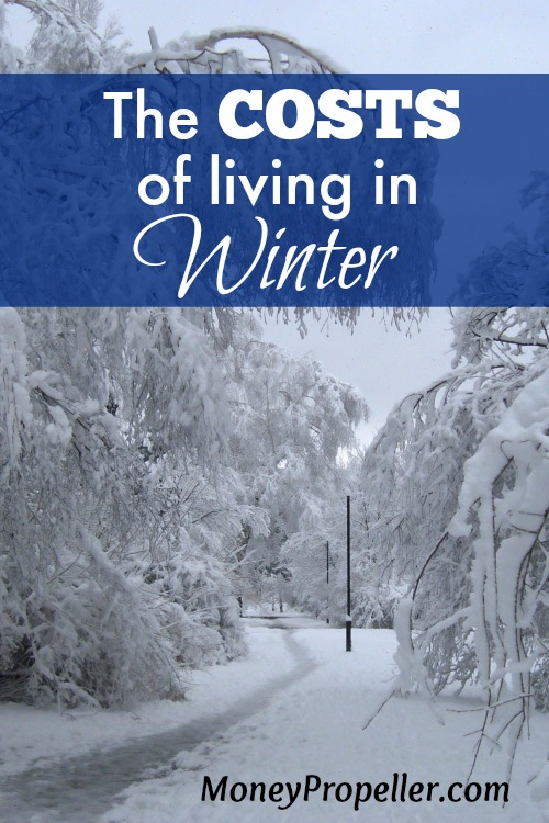 The Costs of Living in Winter - Clothing