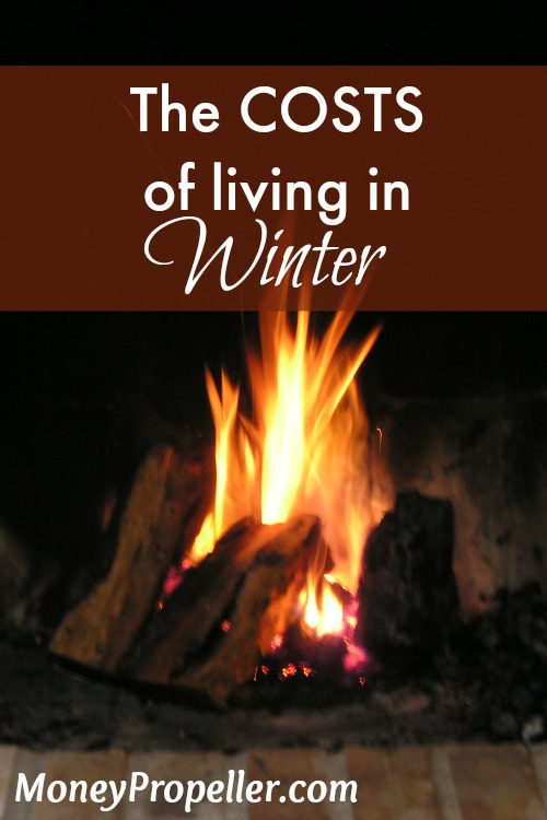 The Cost of Living in Winter – Heating and Such