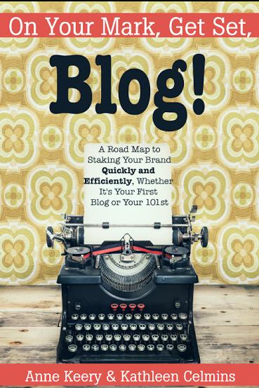 On Your Mark, Get Set, Blog!