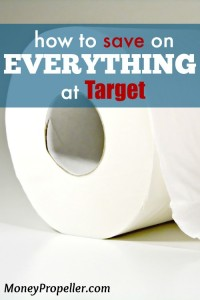 ABC – Always Be Cashing-in with a Target REDcard (Seriously, 5% off!)
