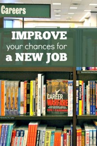 Improve Your Chances for a New Job