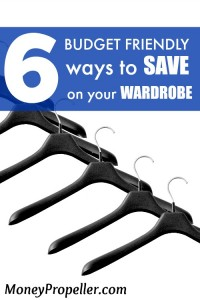 6 Budget-Friendly Ways to Save on your Wardrobe