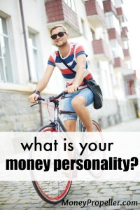 I am definitely a spender! That's my money personality. What's yours? Check this out to find out.
