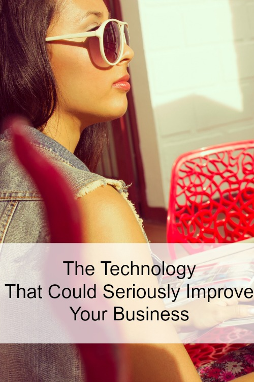 The Technology That Could Seriously Improve Your Business