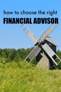 How to Choose the Right Financial Adviser
